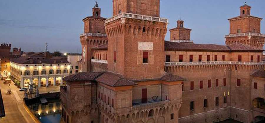 Ferrara: the magical atmosphere of the past