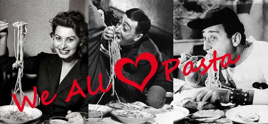 We all love pasta!
