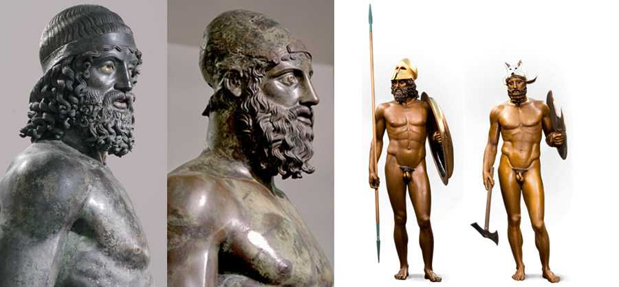 The Riace Warriors