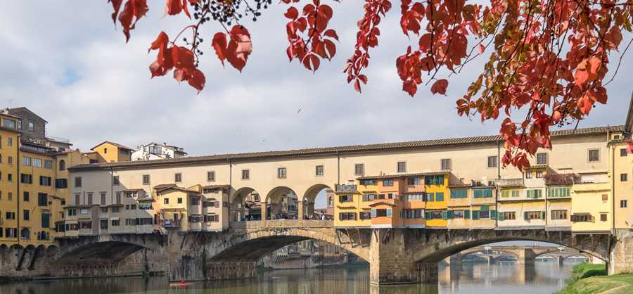 Ponte Vecchio story