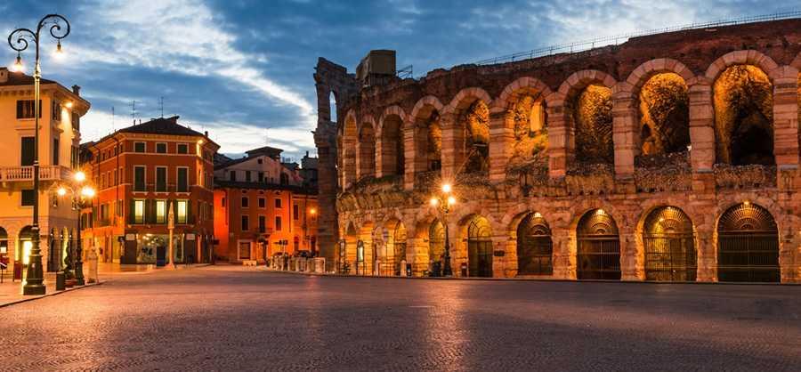 The Arena: Verona's roman jewel