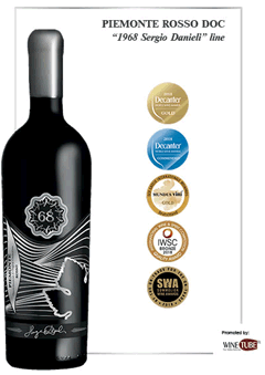 awards for piemonte rosso - carnival mask line
