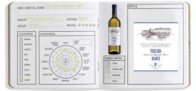 Wine Journal: Toscana Bianco IGT